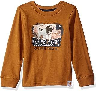 Carhartt Baby Boys' Long Sleeve Tee Shirt