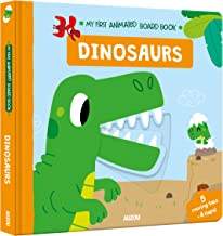 Dinosaurs (My First Animated Board Book)