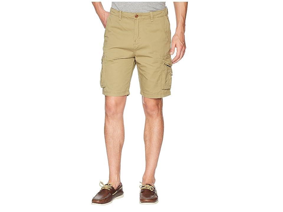 Quiksilver Crucial Battle Cargo Shorts (Elmwood) Men