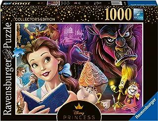 Ravensburger - Disney Belle Mood 1000 Piece Puzzle