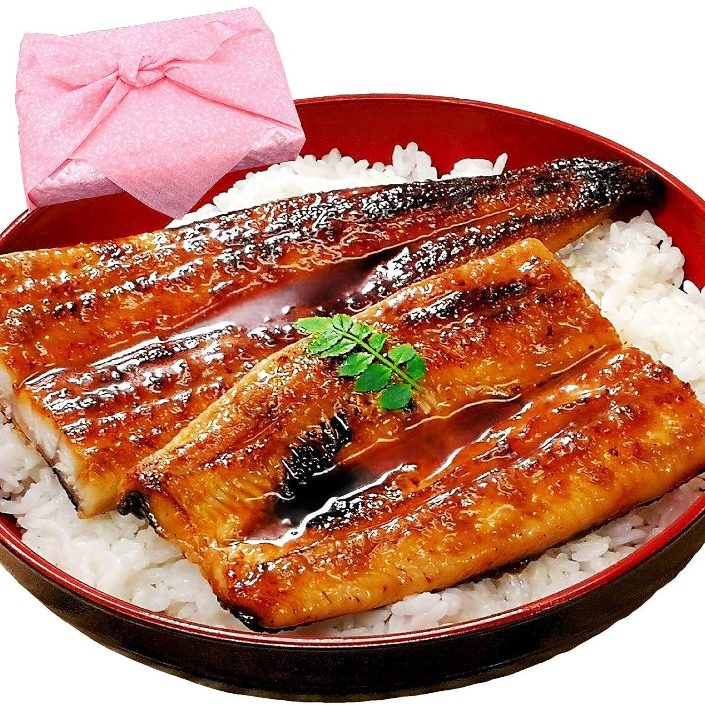 岩松水産 国産うなぎ蒲焼 特大サイズ 約220g×2尾