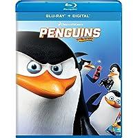 Penguins of Madagascar on Blu-ray
