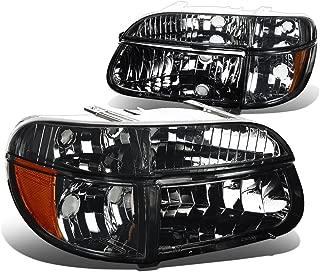 DNA Motoring HL-OH-FEXP954P-SM-AM Headlight Assembly, Driver & Passenger Side
