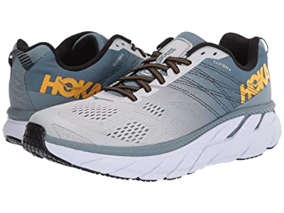 Hoka One One Clifton 6 (Lead/Lunar Rock) Men