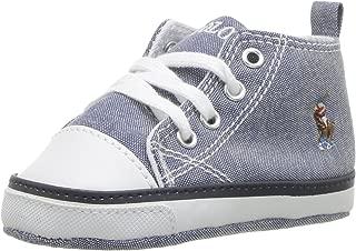Polo Ralph Lauren Unisex Kids' Hamptyn Hi Crib Shoe