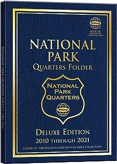 Whitman Nat Park Blue Folder P&d 120 Hole