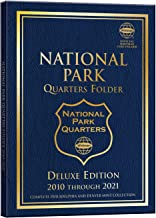 National Park Coin Folders