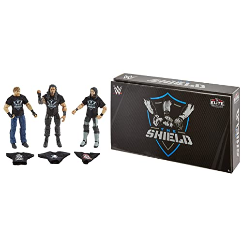 WWE Elite Epic Moment Pack - Shield Reunion Action Figure