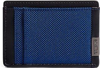 Tumi Men's Alpha Money Clip Card Case Wallet with RFID