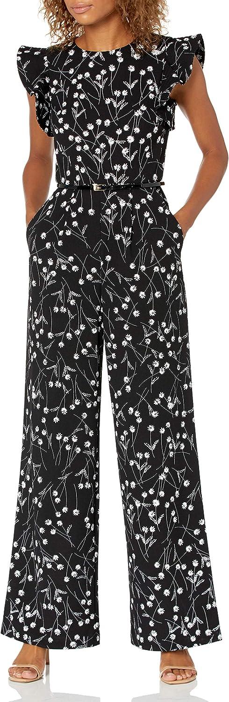 outlet Calvin Klein Women's Casual 40% OFF Cheap Sale Jumpsuit Summer