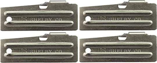 4 Pack Survival Kit Can Opener, Military, P-51 Model