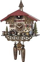 45015QM Quartz Musical Cuckoo Clock