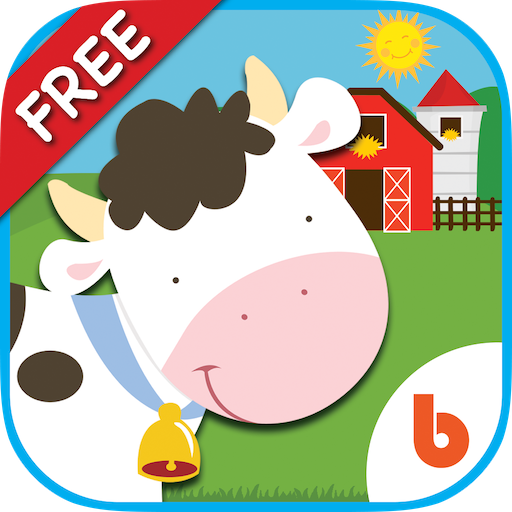 Animal Friends - Free Games to Learn Animal Names, Sounds, Counting For...