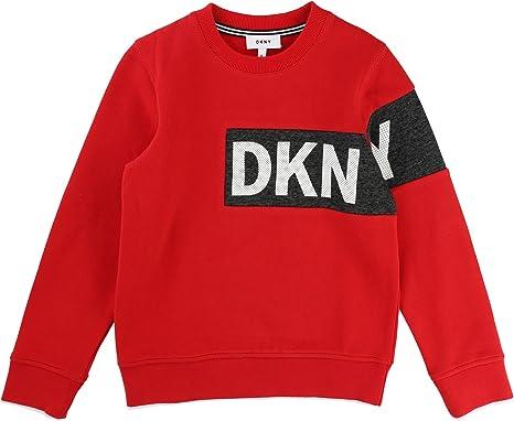 DKNY Kids Muetze metallic irisierend mit Logo-Patch