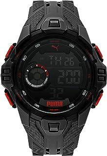 PUMA Bold LCD in poliuretano nero per uomo P5042