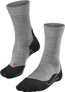 TK5 - Calcetines de Senderismo para Hombre, Unzutreffend, Primavera/Verano, Hombre, Color Gris Claro, tamaño