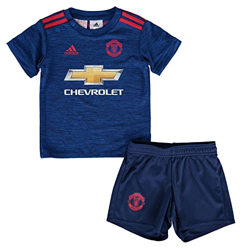 848b182cba0 adidas MUFC A BABY - 2nd football kit Outfit of Manchester United 2015 16  for