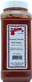 Bolner's Fiesta Extra Fancy Ground Chipotle Chili Pepper, 16 Oz.