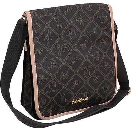 Giulia Pieralli - Damen Glamour Umhängetasche Schultertasche Handtasche, Foldable - präsentiert von ZMOKA®