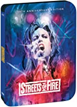 Streets Of Fire (35th Anniversary Edition Steelbook) [Blu-ray]