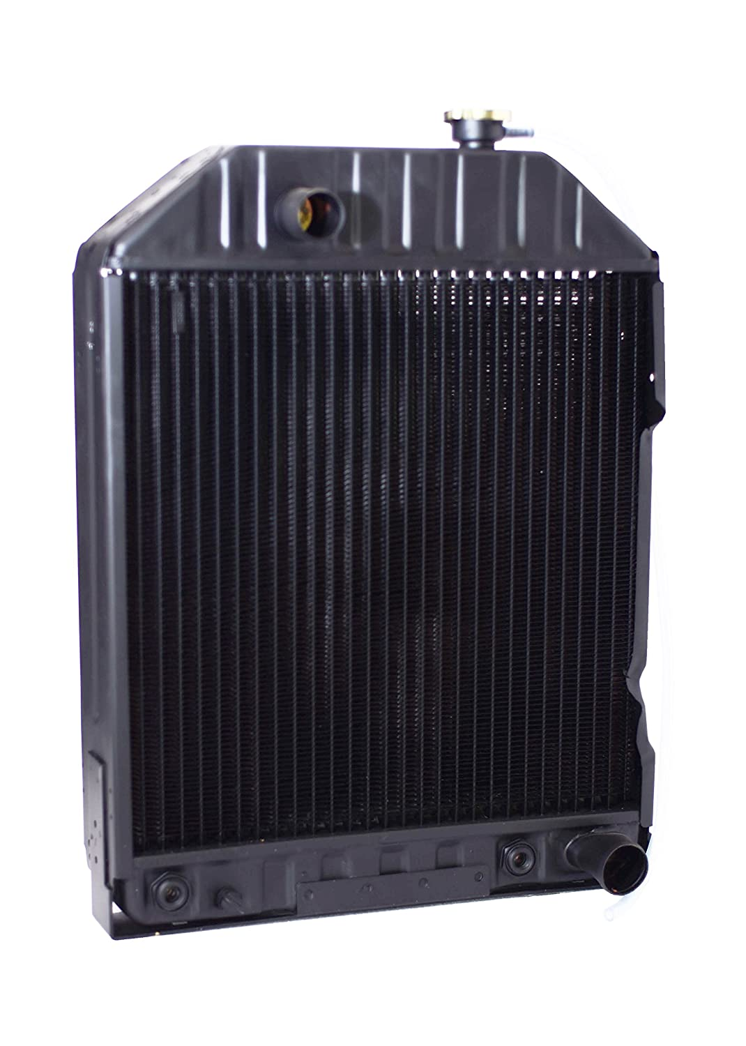 Armor 81829492 Radiator Fits Ford 6610, 5110, 6410, 7410, 7610 (