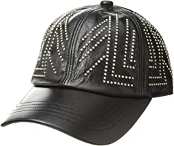 MCM Studded Collection Cap