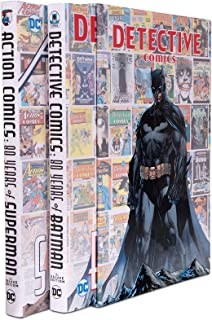 Superman/Batman 80 Years Slipcase Set