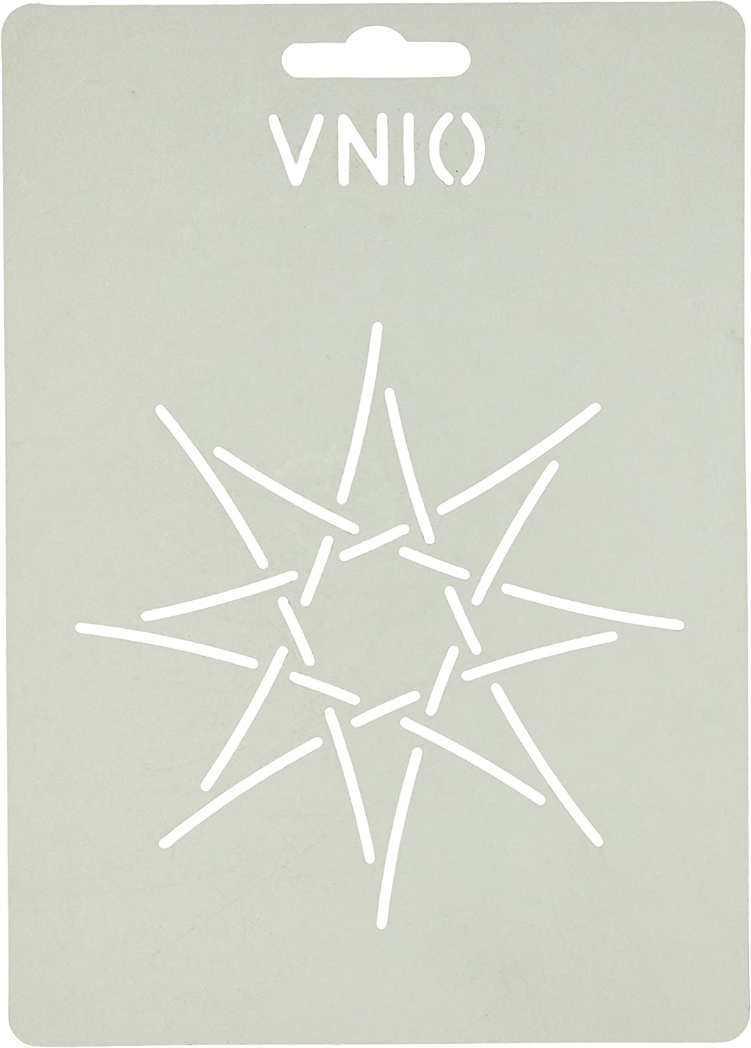 4 Ranking integrated 1st place Star Quilting Stencil Max 83% OFF
