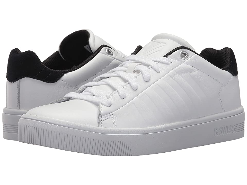 K-Swiss Court Frasco (White/Stretch Limo) Men