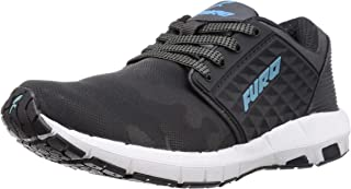 Furo by Red Chief Men's Grey Running Shoes (R1024 C862)