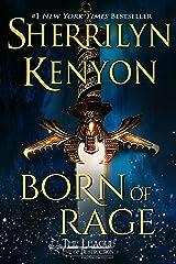 Born of Rage (The League: Eve of Destruction Book 2) Kindle Edition