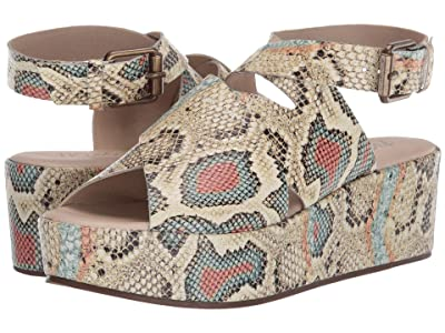 Matisse Matisse x Amuse Society Runaway (Multi Snake Leather) Women