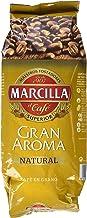 Marcilla - Gran Aroma Granos De Café Natural 250 g - [Pack de 4]