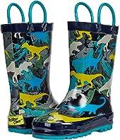 Dino Scatter Rain Boots (Toddler/Little Kid)