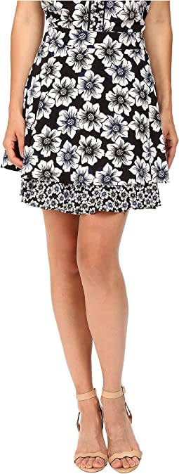 Kate Spade New York - Hollyhock Double Layer Skirt
