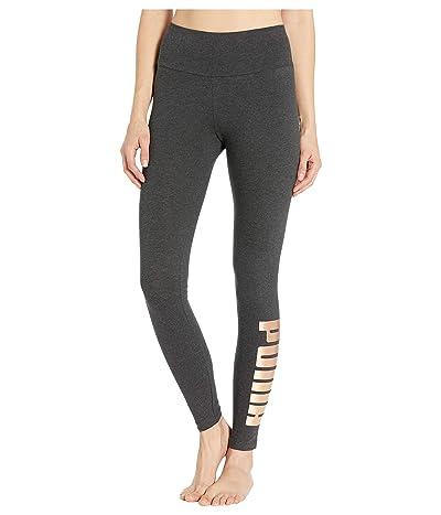 PUMA Holiday Pack Leggings (Light Grey Heather) Women