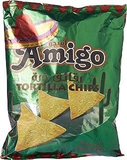Amigo Tortilla Chips Salt - 250 gm