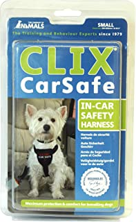 The Company of Animals Clix Carsafe In-Car Safety Harness For Dogs