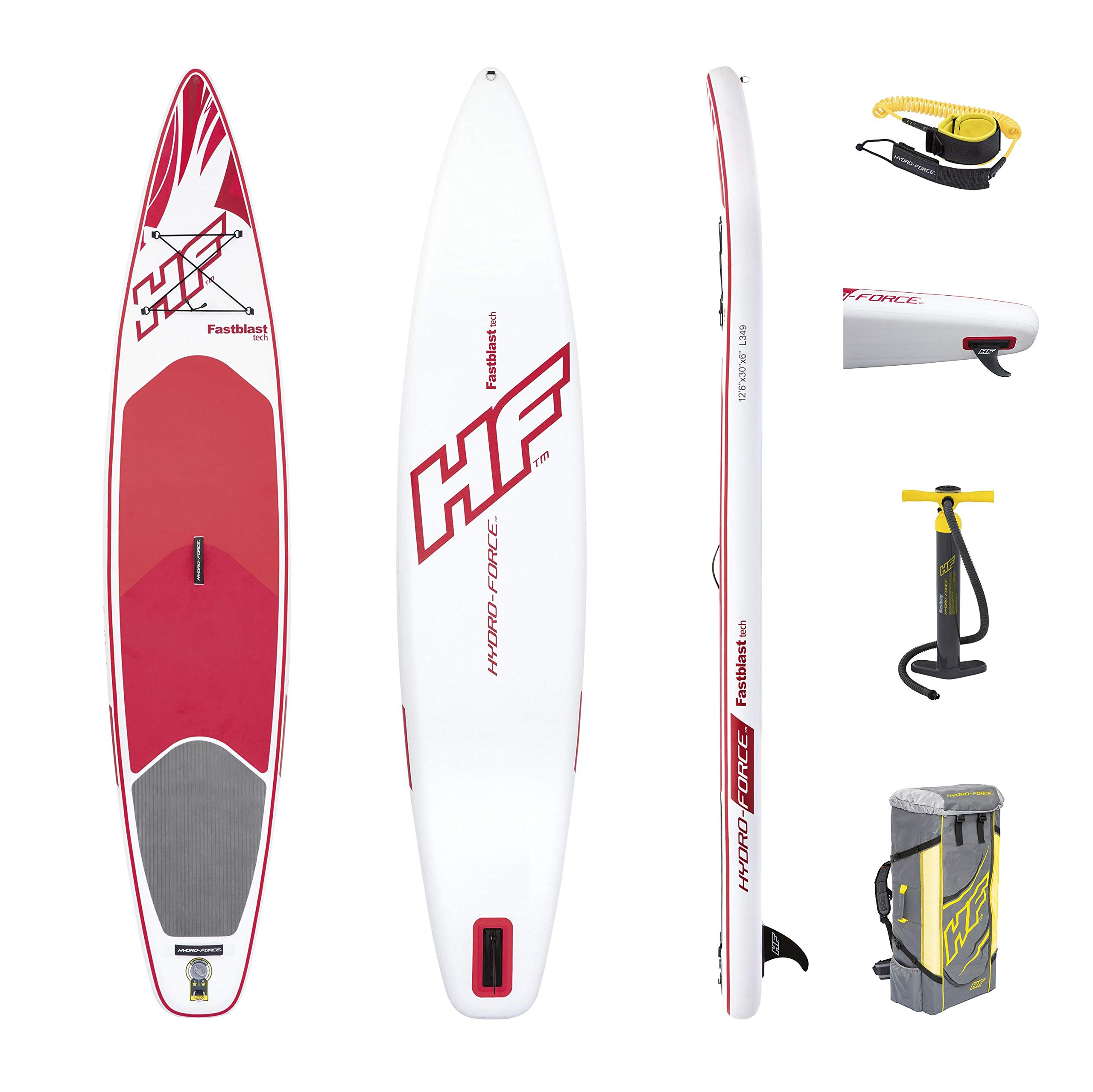 Bestway 65306 - Tabla Paddle Surf Hinchable Hydro-Force Fast Blast ...