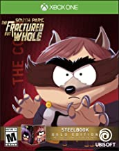 South Park: The Fractured But Whole SteelBook Gold Edition (Includes Season Pass subscription) - Xbox One (Renewed)