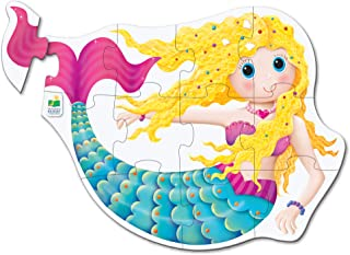 The Learning Journey My First Big Floor Puzzle - Mermaid!
