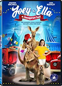 Adventurous Family Film JOEY & ELLA arrives on DVD and Digital July 27 from Lionsgate