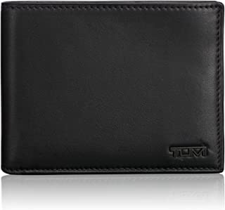 TUMI - Delta Double Billfold Wallet with RFID ID Lock for Men - Black