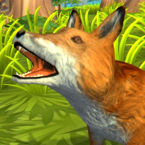Wild Fox Life Adventure Sim