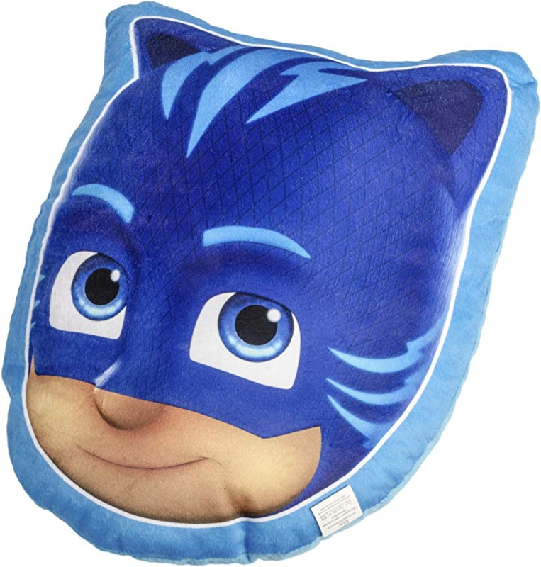 P J Masks Kids Catboy Shaped Pillow