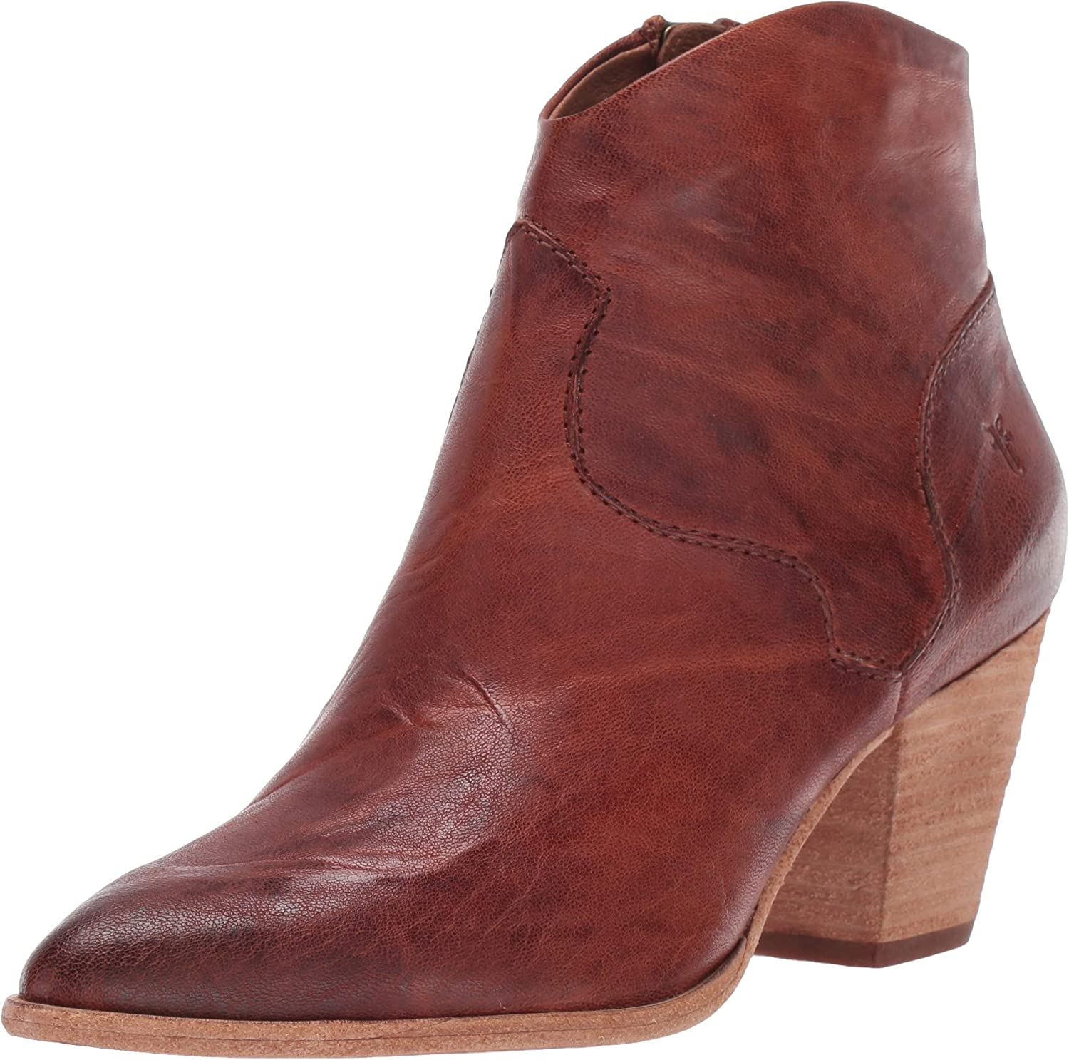 Frye excellence Women's Reed Ankle Boot Bootie Max 77% OFF
