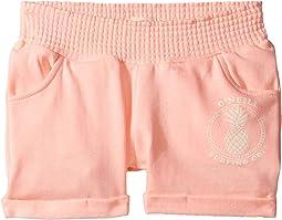 Frisco Fleece Shorts (Toddler/Little Kids)