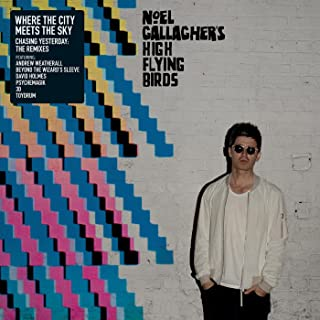 Where the City Meets the Sky (Chasing Yesterday: The Remixes)