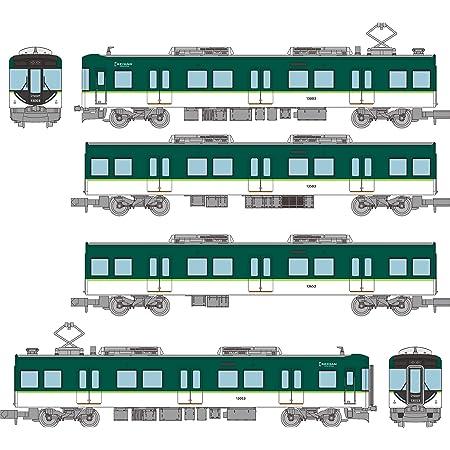 鉄道コレクション 鉄コレ 京阪電気鉄道13000系 4両セット A ジオラマ用品 (メーカー初回受注限定生産) 318286