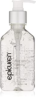 Epicuren Aloe Vera Calming Gel for Unisex - 8 oz, 453.59 g